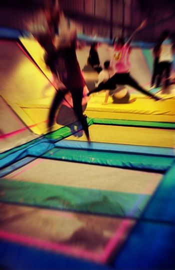 Trampolining fun! Movement Blur Merge Two Photos Fused Fused Colors EyeEm Gallery Eye4photography  EyeEm Best Shots Edit EyeEm EyeEmbestshots EyeEmBestPics Friendship Daughter Weekend