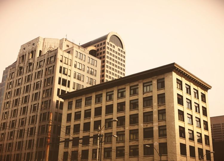 Eye4photography  Architecture Architectureporn Seattle Skyline