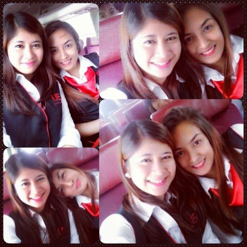 "Tmorato in a bit with Beb :""> Daytour"