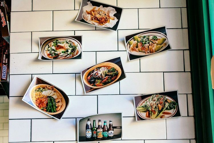 Cafe Food Food And Drink Fotography Interior Interior Design Pasta Photo Photography Pictures On The Wall Plate Restaurant Visual Feast
