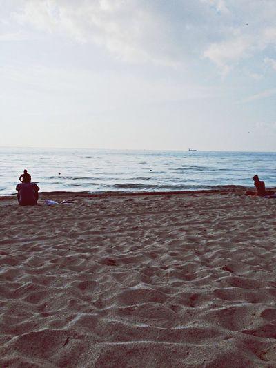 Beach Hello World Relaxing Beautiful