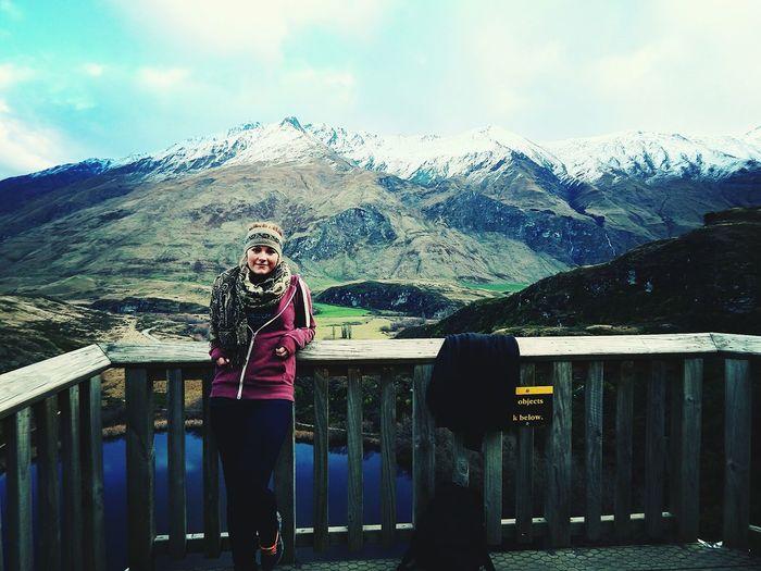 Diamont Lake , New Zealand 🌄 Stunningview Feelingfree Travel Newzealand