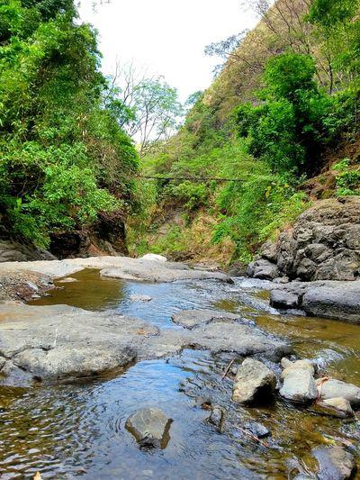 Taking Photos Relaxing Enjoying Life Travelling heading to Imoy Falls @Leon Iloilo Ph.