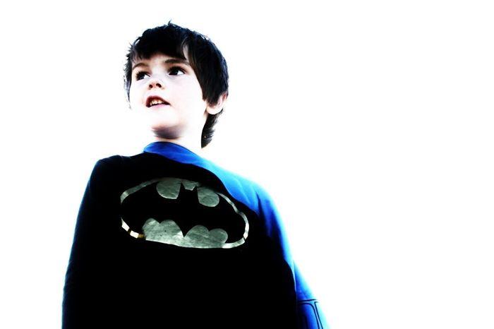 Bruce's Boy Dont Be Square Portrait