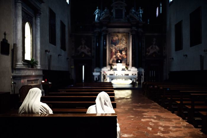 Christianity land Praying Sister Church Italy Leicacamera The Week On EyeEm