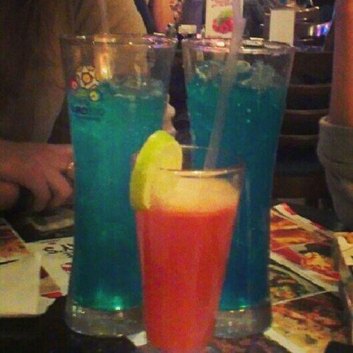 Fridays Cocktails Alco