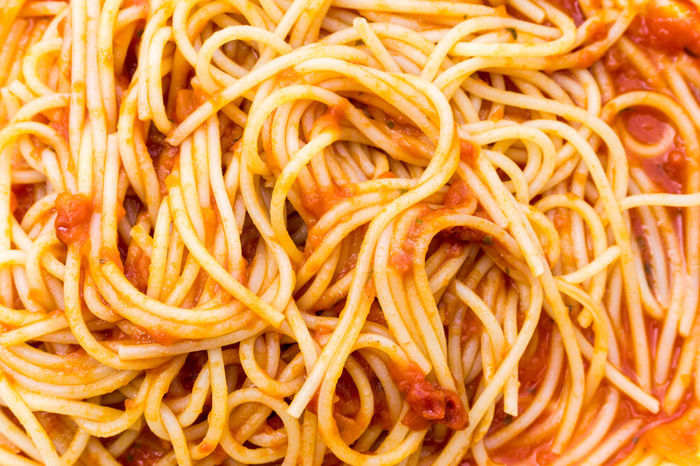 Backgrounds Bolognese Bolognesesauce Close-up Extreme Close Up Food Food And Drink Freshness Full Frame High Angle View Indoors  Indulgence Large Group Of Objects Noodle Noodles Pasta Plate Ready-to-eat Retail  Snack Spaghetti Temptation