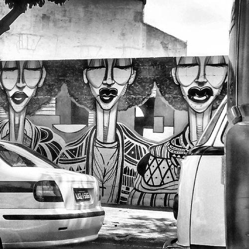 Rio... Grafittiéarte