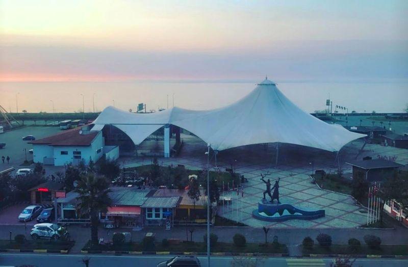 Turkey Karadeniz Blacksea Artvin Arhavi Arkabi City Cityscape Sky Architecture No People Serenity 💕💕💕💕💕💕💕