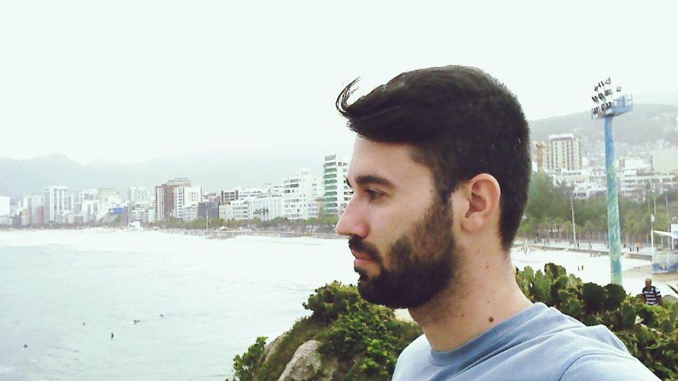 Riodejaneiro Pedra Do Arpoador Beach