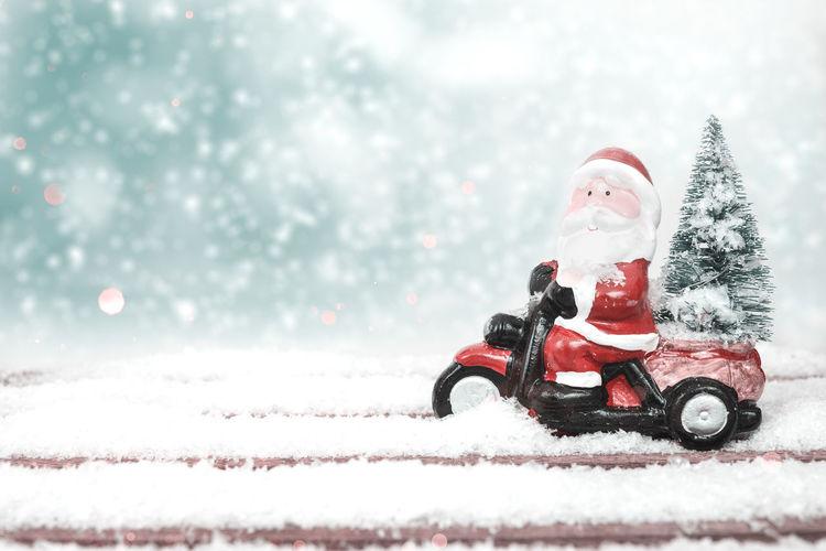 Santa Claus on
