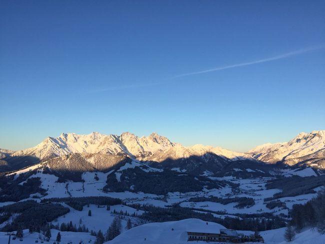 Snow Winter Cold Temperature Sky Mountain Beauty In Nature Scenics - Nature Snowcapped Mountain Mountain Range Nature