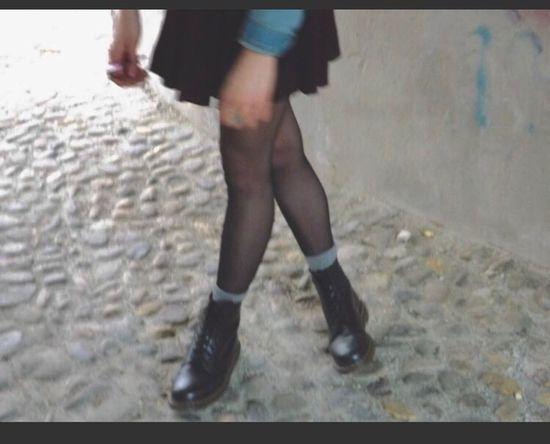 Walking Leg Lonley Planet Lonley Girl
