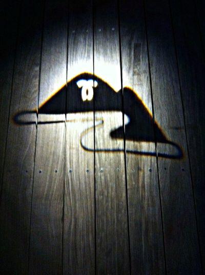 影絵 Shadowgraph Shadowgraphy