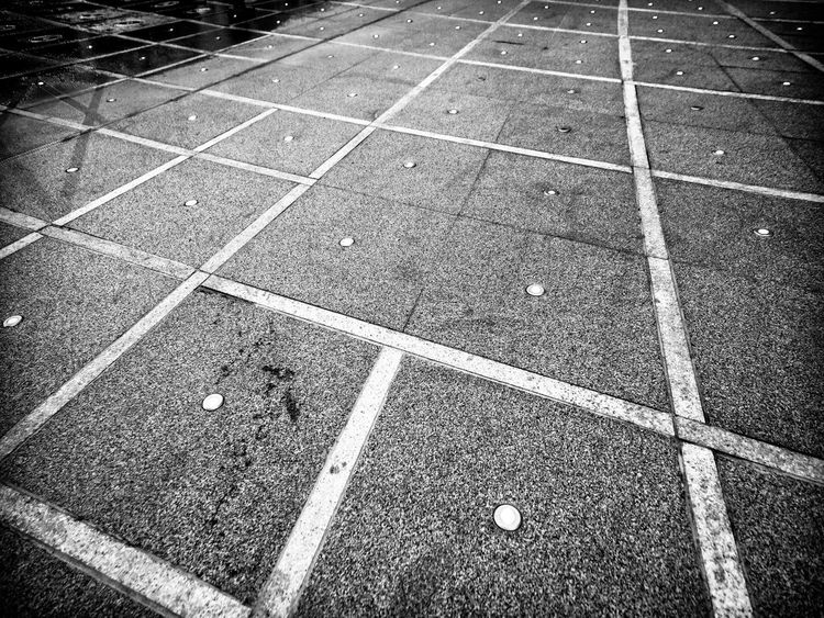 web concrete Close Up Detail Directly Above Elevated View Floor Flooring Ground High Angle View Narrow Pattern Pavement Street The Way Forward