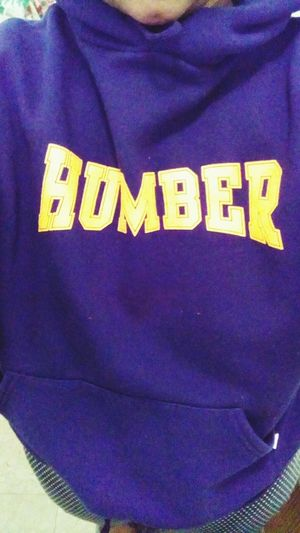 Reppin Humber College Found inA Thriftshop