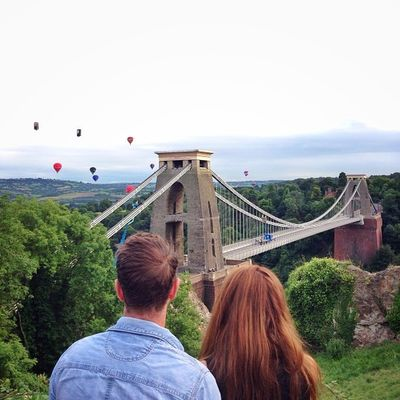 Enjoy the view ? #clifton suspension #bridge and balloons from #balloon_fiesta in #Bristol ☀️⛅️☁️?? #allshots_ #aauk #bridge #citybridges #capture_today #dotz #from_city #fiesta #gf_uk #gi_uk #gang_family #gramoftheday #iccity #ic_cities #ig_england #ic_c Gi_uk Ig_england Aauk Bridge Printmyfeedhappydays Bristol Capture_today Yourturnbritain Fiesta Top_masters Gang_family From_city Pro_shooters Clifton Iccity Dotz Citybridges Allshots_ Ic_cities_bristol Ic_cities Gramoftheday Balloon_fiesta Gf_uk O2travel