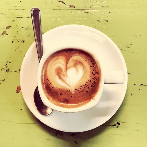 Cappuccino Love Morning