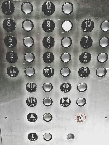 Numbers In The Elevator Going Up! Highrise Apartment Living... Apartment Buildings Elevator Buttons Going Down City Life Hanging Out