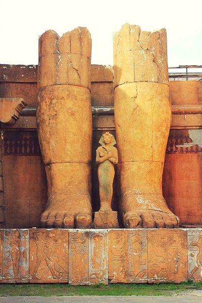 Egypt Ancient Civilization Ancient Ancient Culture Pharaoh Pharahos Statue Pharaohs History Cinecittà Cinecittà Studios Rome Roma Italy Statue Hieroglyphics Hieroglyphs