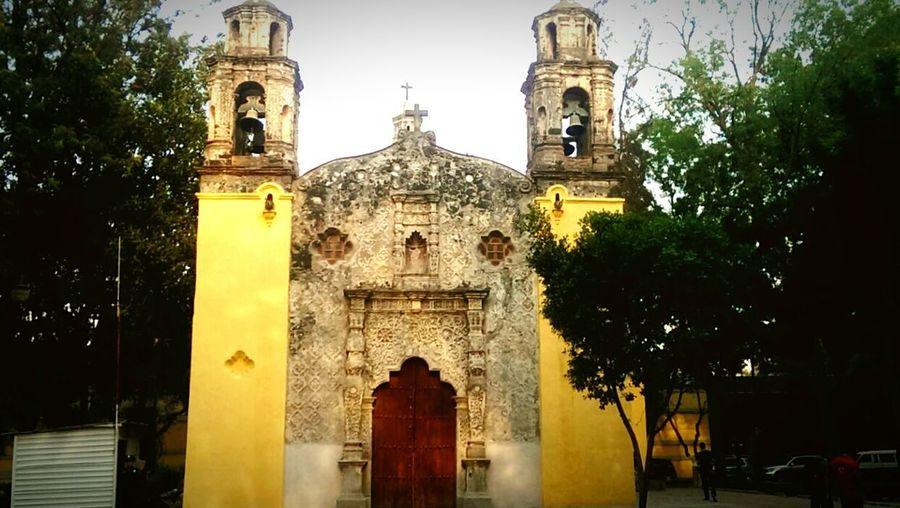 Era mas hermosa, pero mejor remodelada que demolida... ❤ Iglesia