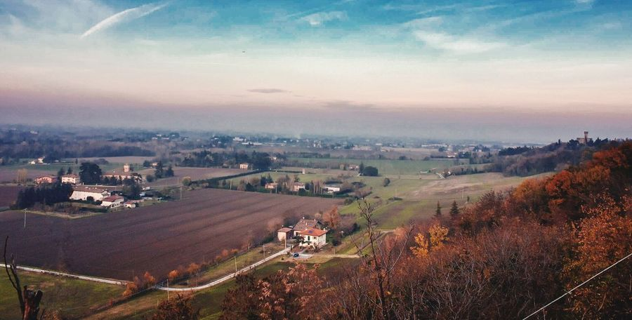 EyeEm Best Shots - Nature Landscape Landscape_Collection Landscape_photography Landscapes EyeEm Nature Lover Autumn🍁🍁🍁 Autumn Colors Sky_collection Skyline Bologna Bologna, Italy Hanging Out Taking Photos Eye4photography