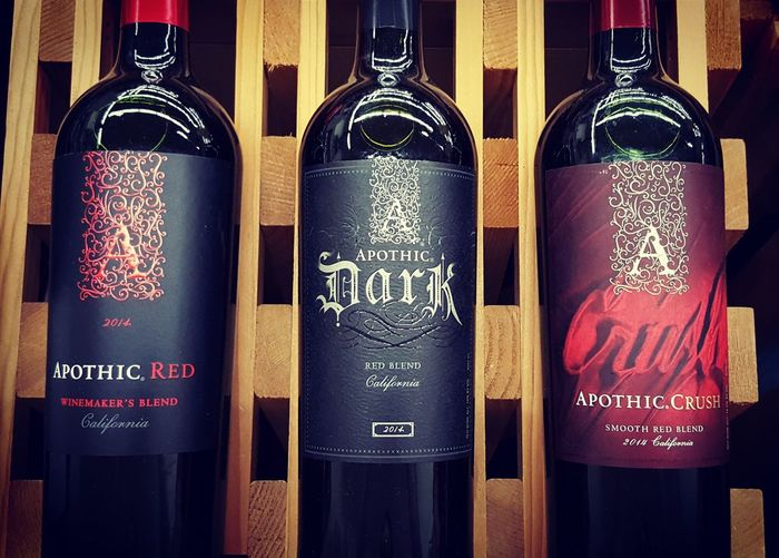 Wine Tasting Winewednesday Apothic Wine Deepred Smooth Taste Wine Adventure Wine
