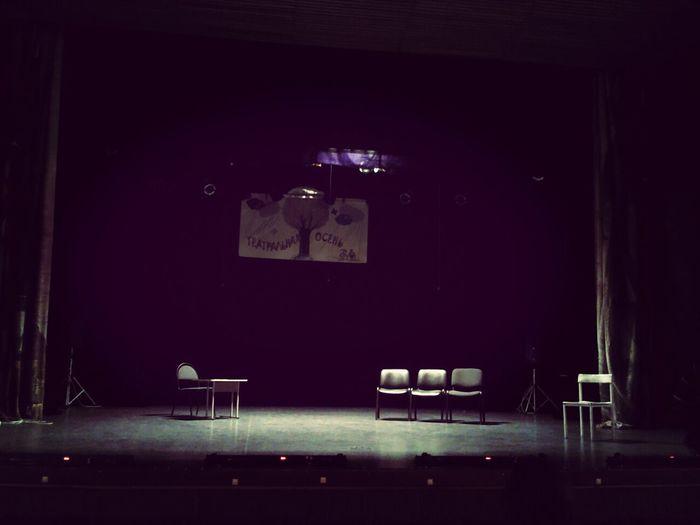 """""""Театральная Осень"""", ыестиваль молодёжных театров во Дворце Творчества на Воробьёвых горах"""