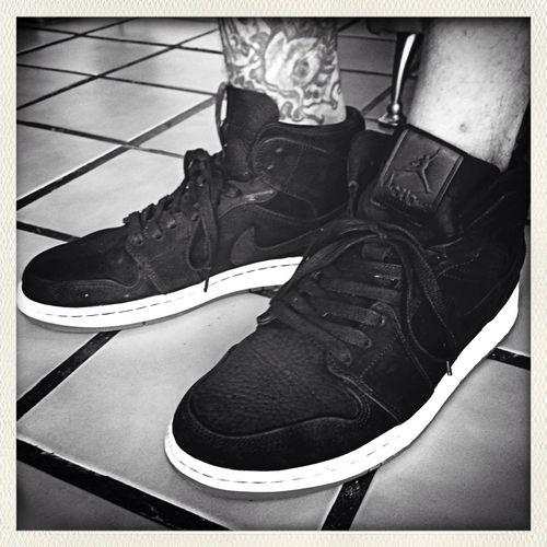 AJ One Mid Nouveau Sneakers Nike Air Jordan Mid Nouveau