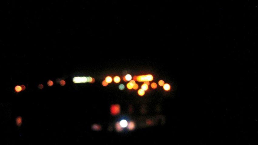 Addis Ababa Night Lights Amazing View