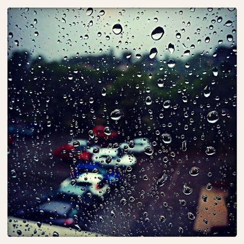 When it´s raining on mtp... Sous La Pluie Montpellier First Eyeem Photo