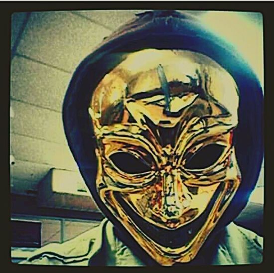 Overdermatic Mask Where Is My Mind? Goldenmask Problems