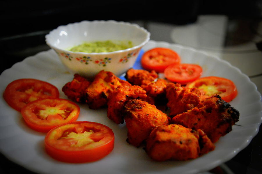 Chicken Tikka DeliciousFood  Nonveg Dish Indian Food