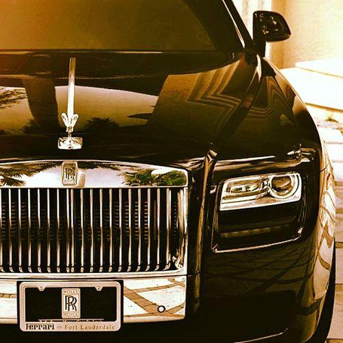 Rolls Royce Luxury Businessclass