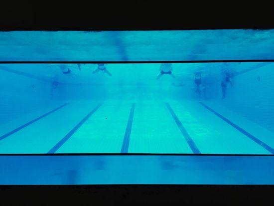 Swimming Pool Underwater Berlin