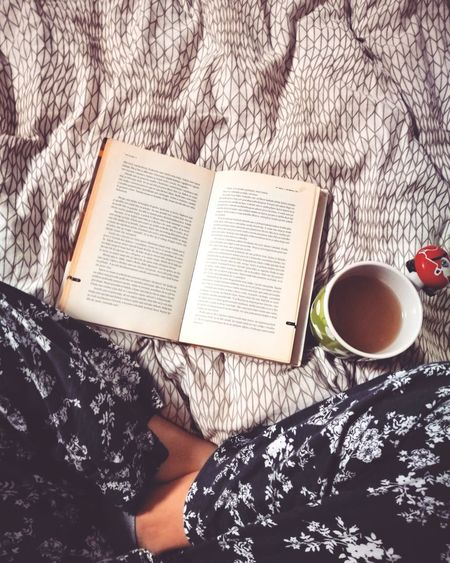 Yesterday, before sleep Books Book Lifestyles Tea - Hot Drink EyeEm New Here Huawei P9 Leica Zagreb City Life EyeEmNewHere Indoors  No People Close-up Huaweiphotography Goodvibes Intheheartofthecity Reading A Book HuaweiP9 Sunday Satisfied