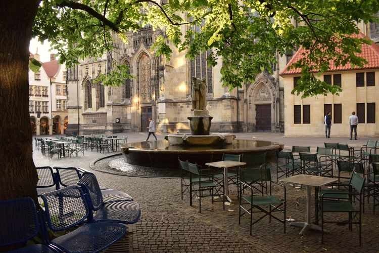 Münster Germany Kirche Nofilter Outdoors Münster Impressionen Münsterland City City Life Lamberti-Kirche