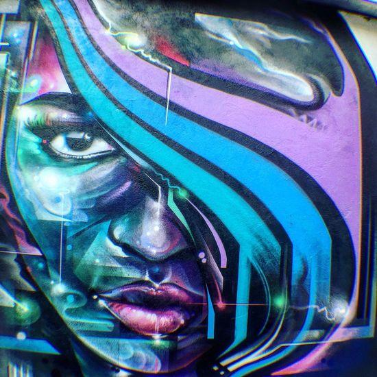 Best graffiti artist, and quick.