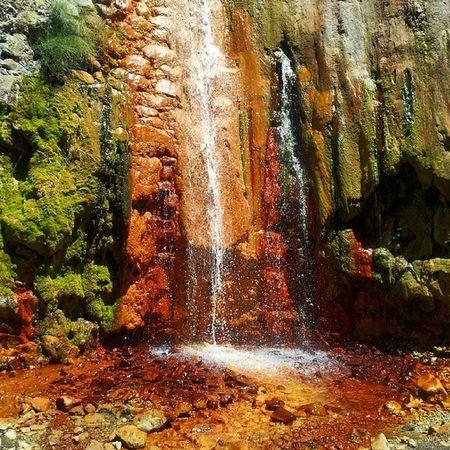 Cascadas de colores, Caldera de Taburiente, La Palma. LaPalma Picofftheday Photoofftheday LaPalma Cascadasdecolores Taburiente Sensaciones
