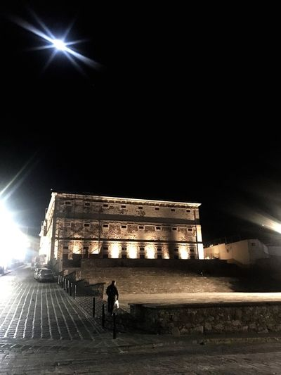 Illuminated Architecture Night Built Structure History Travel Destinations Street Light Building Exterior Outdoors Adult People Arts Culture And Entertainment