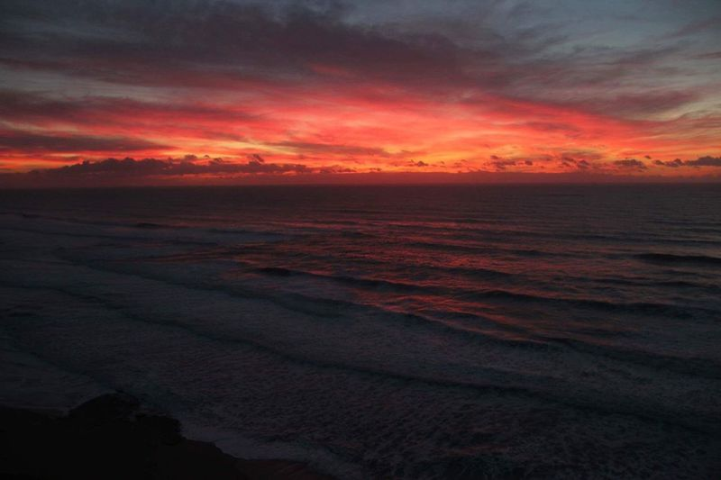 Sunset Sea Sunset