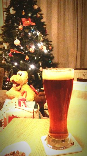 Christmas Homebrew Christmas Spirit Beer Tasting