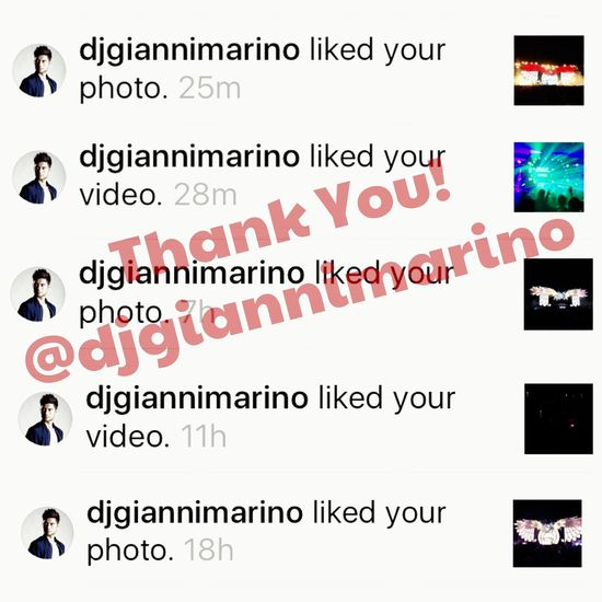 Thank U DjGiannimarino 😘😘 Friends By ITag Djakarta Warehouse Project 2016 By ITag DanceMusicFestival By ITag Djakarta Warehouse Project By ITag DanceMusicFestival16
