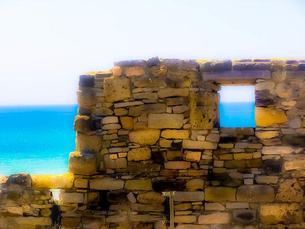 Mar y lugares con historia. A disfrutar! Somosfelices Eye4photography  Españoles Y Sus Fotos Watching The Sea