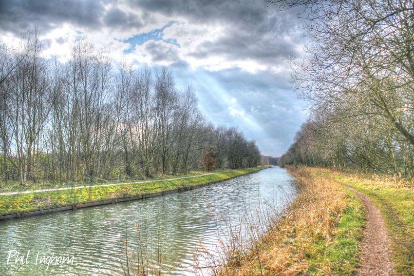 Bridgewater Canal, Worsley, Manchester. Cloudporn TreePorn Skyporn Manchester - Worsley Hdr_Collection EyeEm Best Shots EyeEm Best Shots - My World EyeEm Best Shots - Everything Wet EyeEm Best Shots - Nature