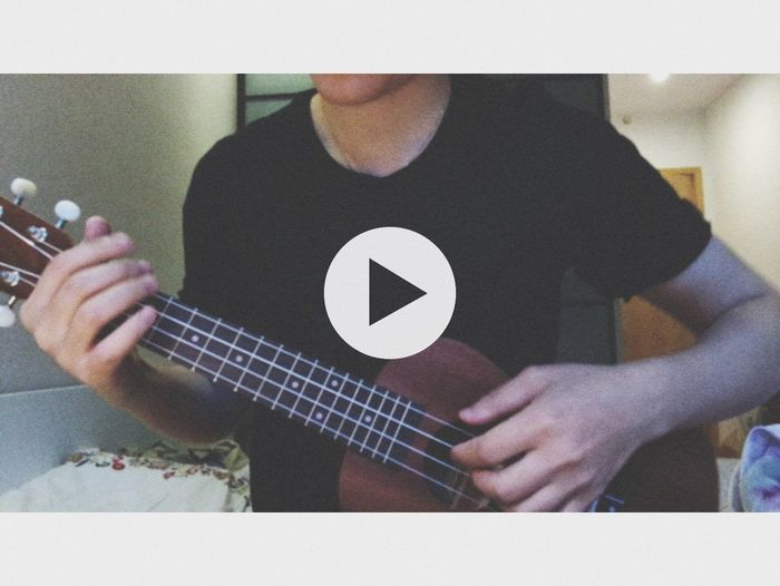 One Person Musical Instrument Music Holding String Instrument Guitar Midsection First Eyeem Photo