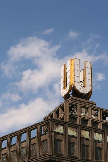 Union Dortmund Brewery Ruhrpott Ruhrgebiet Dortmunder_U Historical Building BuildingPorn Sky First Eyeem Photo