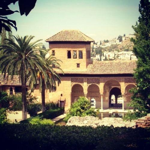 Alambra Grenade SPAIN Granada Granada, Spain Alhambra Alhambra Y Generalife Alhambra De Granada  Alhambra Palace Sunny Day Spain ♥ Alhambra Palace Granada