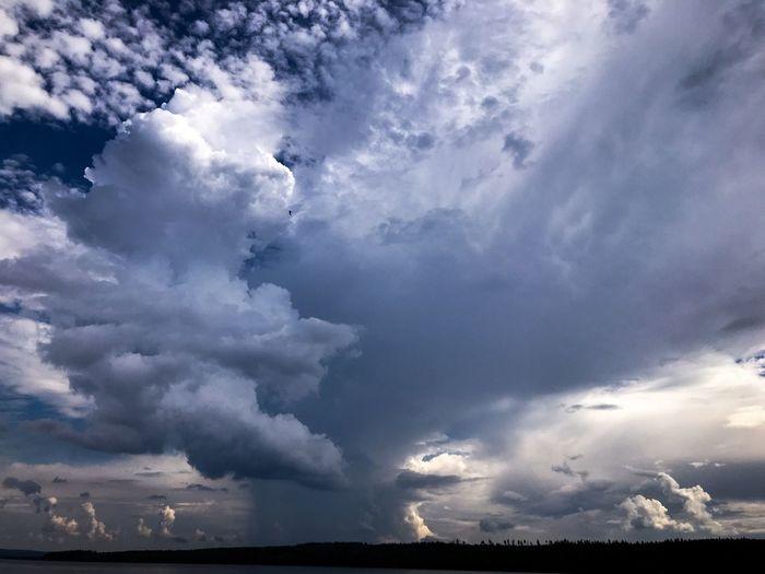 Storm i comming