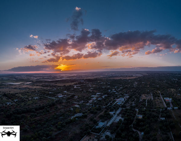 Beauty In Nature Cloud - Sky Drone  Drone Photography Dronephotography Drones Droneshot Landscape Nature No People Outdoors Scenics Sky Sunset Tranquil Scene Tranquility